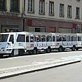 S'amuser à strasbourg : le mini train