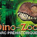 Sortie scolaire au dinozoo - 16/06/2014