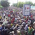 Le mouvement umnyobiste soutient la révolte du peuple burkinabè contre le tripatouillage constitutionnel du capitaine compaoré!
