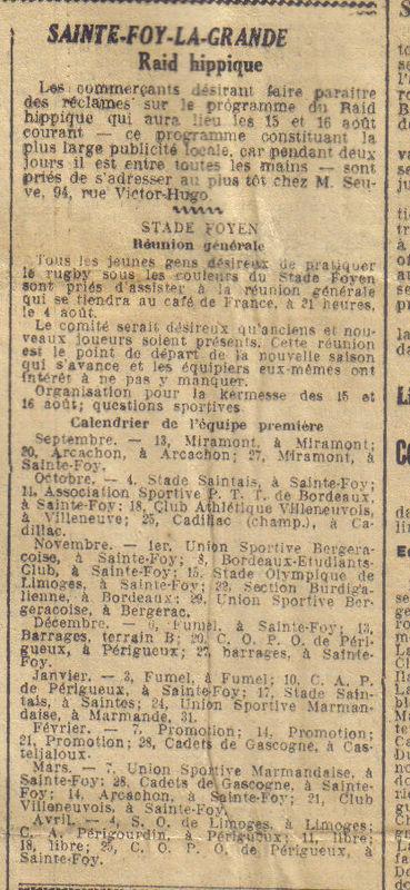 1925 1 août