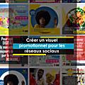 [<b>Social</b> Media Marketing] Créer un design promotionnel pour les <b>réseaux</b> <b>sociaux</b>