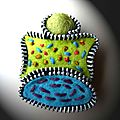 broche zip ethnique