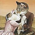 [grif' en fête] dites-le avec des chats! saint valentin 2018.