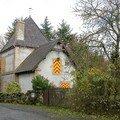 St.Sernin du Bois - maison forestière 1