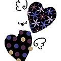 Saint valentin + surpriz février + crochet...