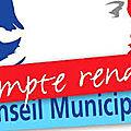COMPTE RENDU DU CONSEIL MUNICIPAL DU 14 DÉCEMBRE 2020