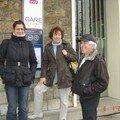 Bords de Seine le 6 janvier 2008