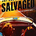 ** cover reveal ** salvaged by jay crownover