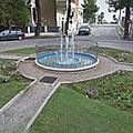 Rond-point à Porto San <b>Giorgio</b> (Italie)