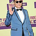 Psy aux mtv awards