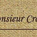 Le plaid selon monsieur croco #6