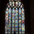 Eglise Notre Dame, arbre de Jessé