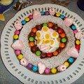 Kkvkkvk #18 : gâteau d'anniversaire décoré avec amour