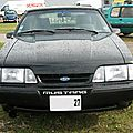 Ford mustang iii 5.0 lx (1979-1993)