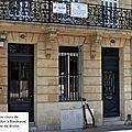 Lettre de Denise à Philippe, Paris, ce 19 février 1936