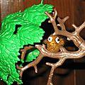 The serial crocheteuse n° 3 (les animaux de nos forêts)