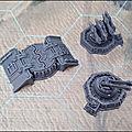 Aeronautica <b>Imperialis</b> - Atouts Terrestres Orks et <b>Impériaux</b>
