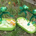 Triple grenouille