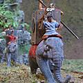 Éléphants de guerre <b>carthaginois</b>
