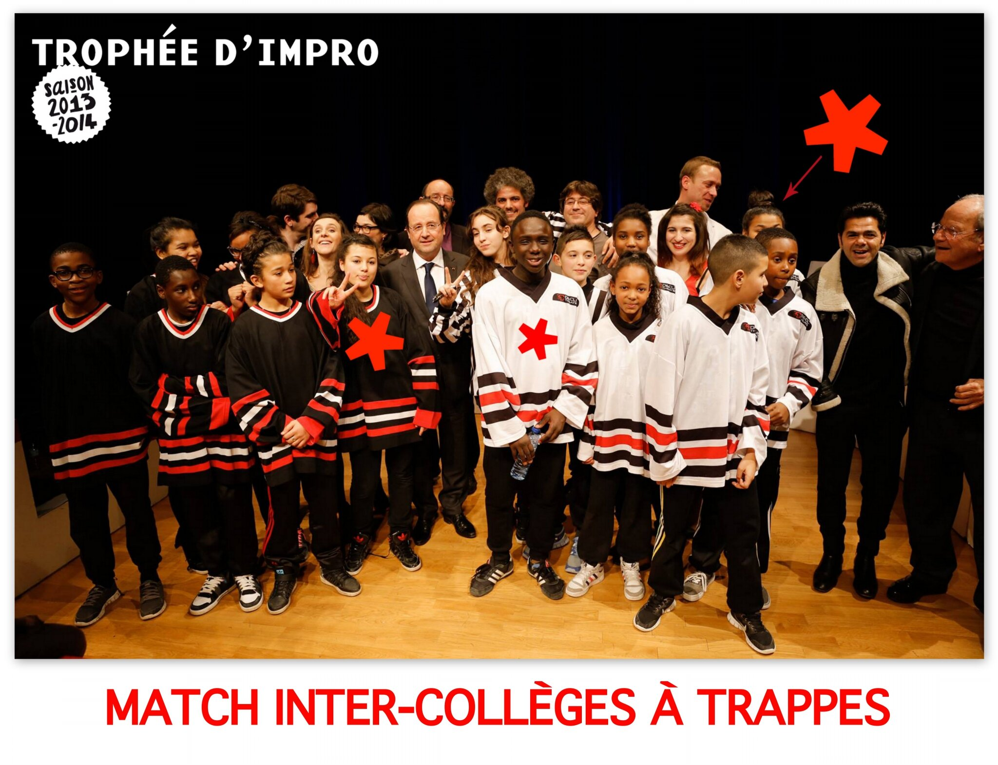 INTER TRAPPES TICD4