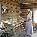 fabrication du pain à l'ancienne