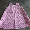 La robe trapèze