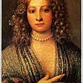 <b>Pernette</b> du Guillet (1520 – 1545) : « La nuit était pour moi si très-obscure… »