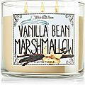 Vanilla bean marshmallow, bath and body works
