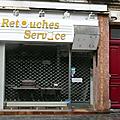 Retouches Service <b>Charleville</b>-<b>Mézières</b> devanture