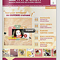 Catalogue infocréa et entreartistes magazine