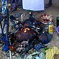 Maître medium voyant marabout africain, le sorcier assou