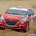 15ème Rallye Terre de <b>Langres</b> avec les équipages locaux