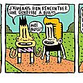 Strip 487 / les anonymes