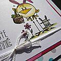 [carte] echange de pâques