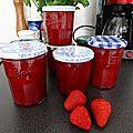 Faire sa fête à la fraise - <b>confitures</b> acte 1 -
