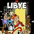 Spirou et fantasio en libye
