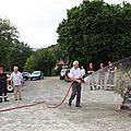 Oberbruck - henri weiss, octogénaire, a éteint le feu