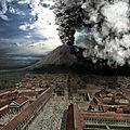 Pompéi, Dernier repas avant l'éruption