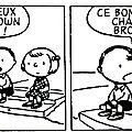 1950 - <b>CHARLES</b> SCHULTZ INVENTE <b>CHARLIE</b> <b>BROWN</b>