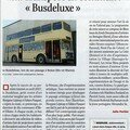busdeluxe_Galerie Mobile 2008, journal des arts, 2008