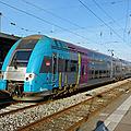 Potentialités ferroviaires autour de nantes