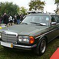 MERCEDES 230 TE W123 break 1984 Mannheim (1)