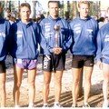 Coupe de France de Duathlon 1997. BAC Bourges.