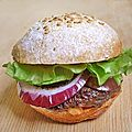 Hamburger de bulgogi goût citoyen