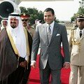 Prince Moulay Rachid and Crown Prince Sultan bin Abdul Aziz al-Saud Rabat, July 26, 2006