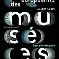 La <b>Nuit</b> européenne des <b>musées</b> dans la Manche - samedi 17 mai 2014