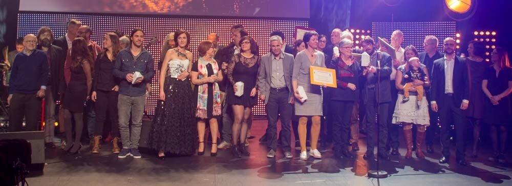 Priziou 2018 : les lauréats en photo