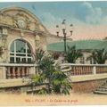 03 - VICHY - Le casino vu de profil