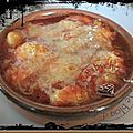 Gnocchi napolitain pour le diner