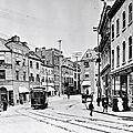 Quand le tramway défiait les pentes de <b>Québec</b>